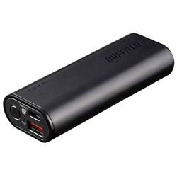 BSMPB6718C2 モバイルバッテリー ブラック [6700mAh /2ポート /USB-C /充電タイプ]