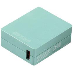 USB-ACチャージャー APS2.4A 1ポート BSMPA2418P1BL ブルー