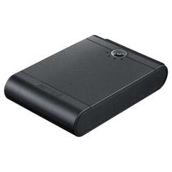 BSMPB13418P2 モバイルバッテリー ブラック [13400mAh /2ポート /microUSB /充電タイプ]