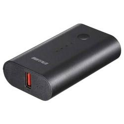 BSMPB6728P1 モバイルバッテリー ブラック [6700mAh /1ポート /microUSB /充電タイプ]