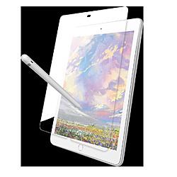 iPad10.2 紙感覚フィルム ブルーライトカット BSIPD19102FPLBC