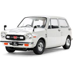 1/18 チャレンジャーシリーズ Honda N III 360 プラモデル