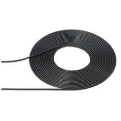 ディテールアップパーツシリーズ No.76 パイピングケーブル 外径φ0.65mm(ブラック)