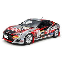 1/24 スポーツカーシリーズ No.337 GAZOO Racing TRD 86(2013 TRD ラリーチャレンジ)