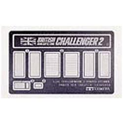 1/35 ミリタリーミニチュアシリーズ No.277 イギリス主力戦車 チャレンジャー2 エッチングパーツセット