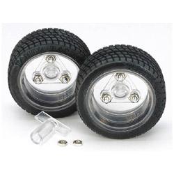 特別企画商品 スポーツタイヤセット(56mm径 クリヤーホイール仕様)