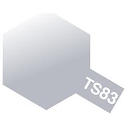 タミヤカラースプレー TS83 メタルシルバー 100ml 85083