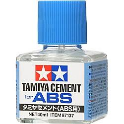 87137 タミヤセメント(ABS用)