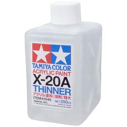 アクリル溶剤特大(X-20A 250ml)