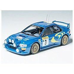 1/24 スポーツカーシリーズ No.199 スバル インプレッサ WRC'98 モンテカルロ仕様