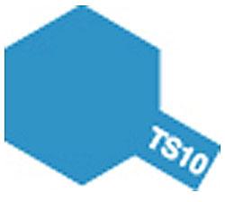 タミヤカラースプレー TS-10 フレンチブルー
