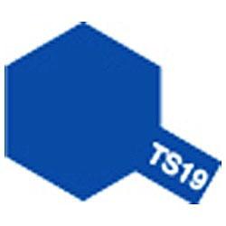 タミヤカラースプレー TS-19 メタリックブルー