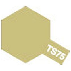 タミヤカラースプレー TS-75 シャンパンゴールド