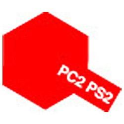 ポリカーボネート用スプレー PS-2(レッド)