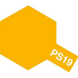 ポリカーボネートスプレー PS-19 キャメルイエロー