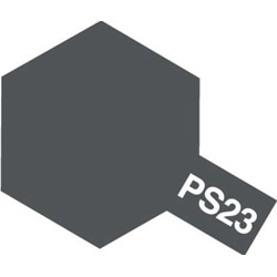 ポリカーボネートスプレー PS-23 ガンメタル