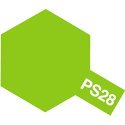 ポリカーボネートスプレー PS-28 蛍光グリーン