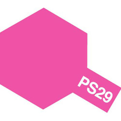 ポリカーボネートスプレー PS-29 蛍光ピンク