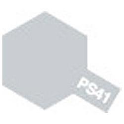 タミヤカラー ポリカーボネートスプレー PS41 ブライトシルバー 100ml 86041