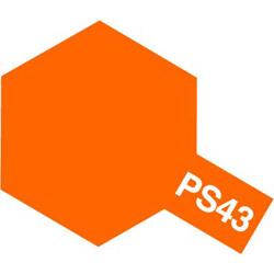 ポリカーボネートスプレー PS-43 フロストオレンジ