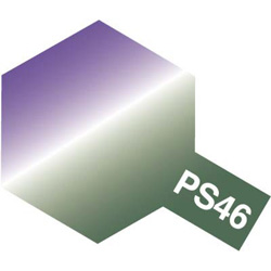 ポリカーボネートスプレー PS-46 偏光パープル/グリーン