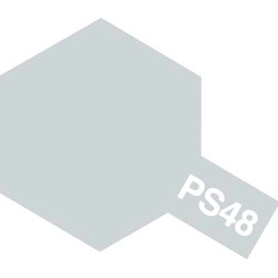 ポリカーボネートスプレー PS-48 サテンシルバーアルマイト