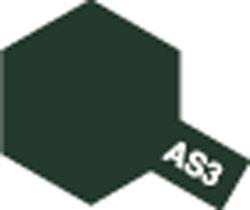 飛行機モデル用スプレー AS-3(グレイグリーン)