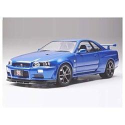 1/24 スポーツカーシリーズ No.258 ニッサン スカイライン GT-R VスペックII(R34)