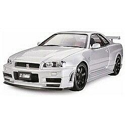 1/24 スポーツカーシリーズ No.282 ニスモ R34GT-R Zチューン