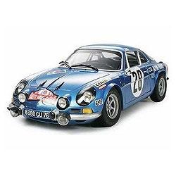 1/24 スポーツカーシリーズ No.278 アルピーヌ ルノー A110 モンテカルロ'71