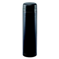 半回転マグ 保温・保冷対応 ステンレスマグ 500ml F-2688 ブラック
