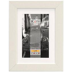 KATY カラーフレーム(L判/ホワイト) KT-L-WH