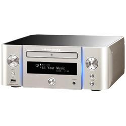 【ハイレゾ音源対応】Bluetooth対応 ネットワークCDレシーバー (シルバー) MCR611/FN【ワイドFM対応】   [ワイドFM対応 /Bluetooth対応 /ハイレゾ対応]