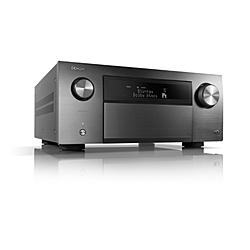AVアンプ  グラファイト・シルバー AVCA110GS [ハイレゾ対応 /Bluetooth対応 /Wi-Fi対応 /ワイドFM対応 /11.2ch /DolbyAtmos対応]
