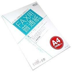 FAX用紙 (A4・100枚入り) FXP-100