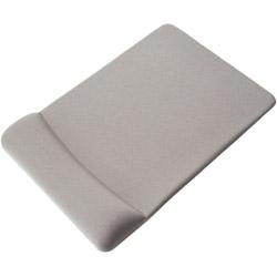 GBZ01GY ハンドレスト付マウスパッド[低反発・グレー]
