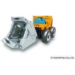 LaQ ハマクロンコンストラクター ミニ ホイールローダー