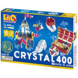 LaQ クリスタル 400