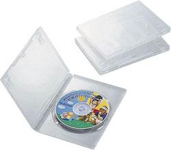 CCD-DVD01CR(DVDトールケース/3枚パック/クリア)