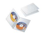 CCD-DVDS04CR(DVDスリムトールケース/3枚パック/クリア)