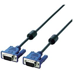 CAC-07BK/RS RoHS準拠 D-Sub15ピン(ミニ)ケーブル[0.7m]