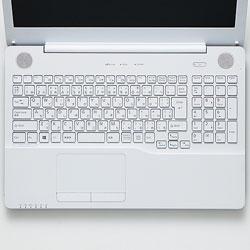 富士通 LIFEBOOK AHシリーズ対応 キーボード防塵カバー PKB-FMVAH7