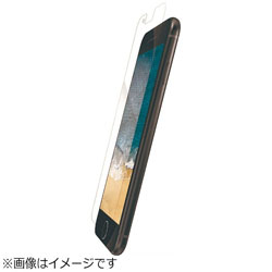 iPhone 8 フィルム 防指紋 反射防止 PM-A17MFLFT