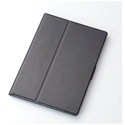 10.5インチiPad Pro用 フラップカバー フリーアングル ブラック TB-A17WVFUBK