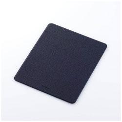 マウスパッド[220x180x3mm]イタリアンソフトレザー/片面/ネイビー MP-ELNSNV