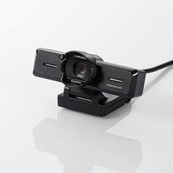 ELECOM(エレコム) UCAM-C980FBBK ウェブカメラ ブラック [有線]
