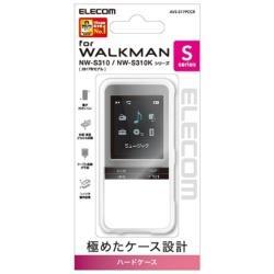 Walkman Sシリーズ用ハードケース(クリア) AVS-S17PCCR