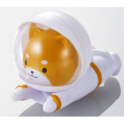 [ケーブルアクセサリー]ケーブルフィギュア SPACE ANIMAL イヌ P-APLTDSPDOG