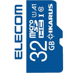 MF-MS032GU11IKA MicroSDHCメモリーカード UHS-I U1 [IKARUS付/32GB]