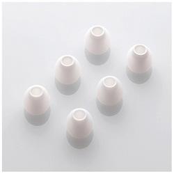 イヤピース(6個入り・XSサイズ・ホワイト) EHP-CAP20XSWH
